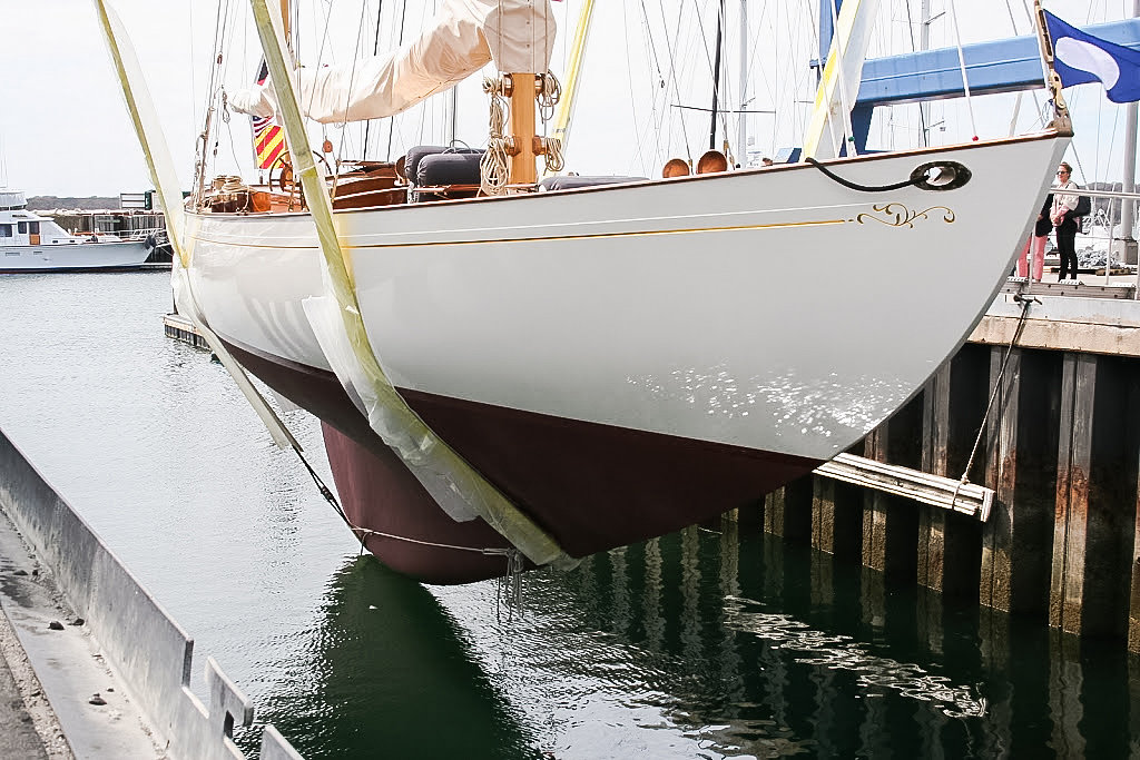 Rhode Island Boat Restoration | Ship Restoration of the Santana